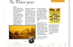 Fox Chase Farm poster timeline