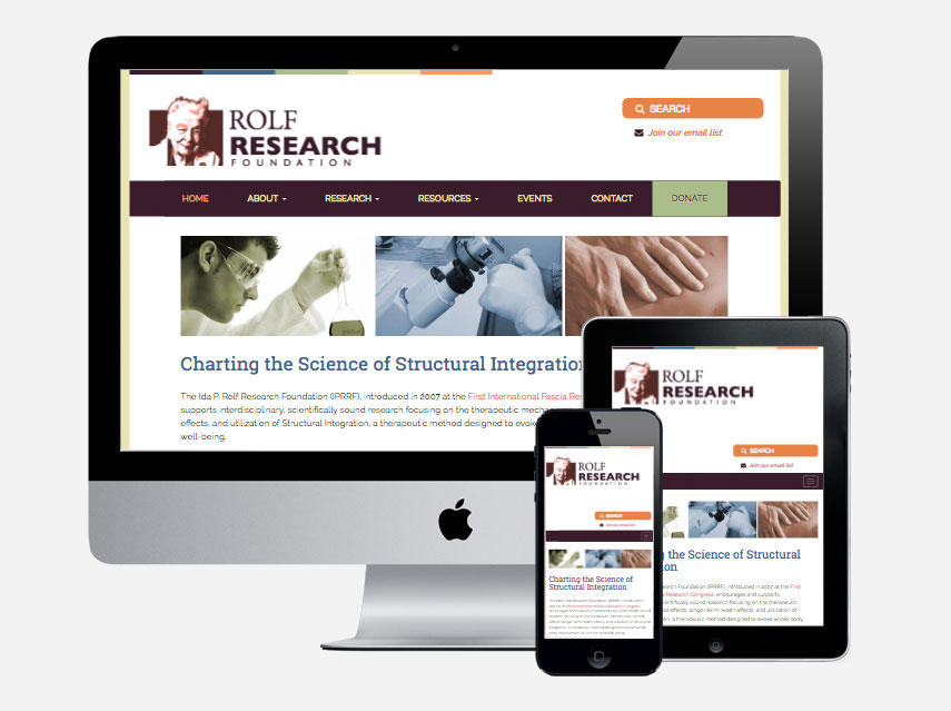 Ida P. Rolf Research Foundation