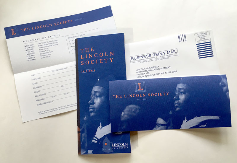 Lincoln Society Collateral