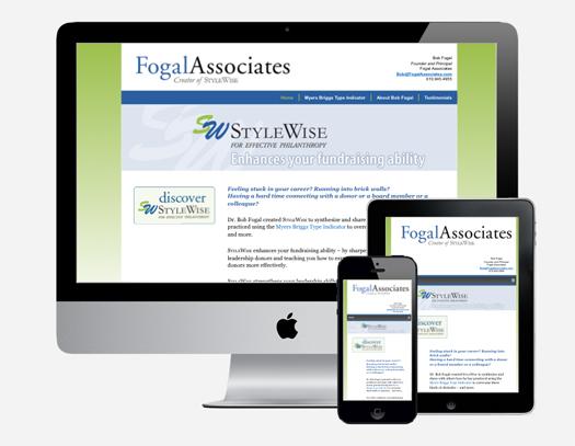 Fogal Associates website