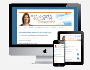 Beth Saunders (Salesforce Expert) Consulting website