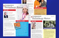 National Hemophilia Foundation Newsletters