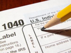 Tax time - 1040