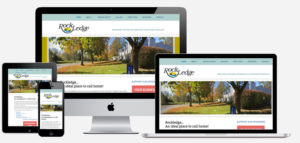 Rockledge HOA Website Redesign 2017